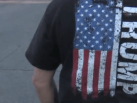 This man says he was turned away at polls because of the shirt he was wearing: https://bit.ly/2ESKWCd