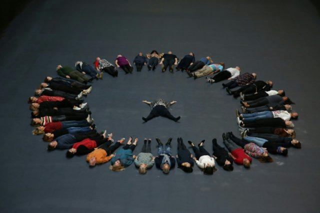 Artist Bruguera tackles global migrant row at Tate Modern
