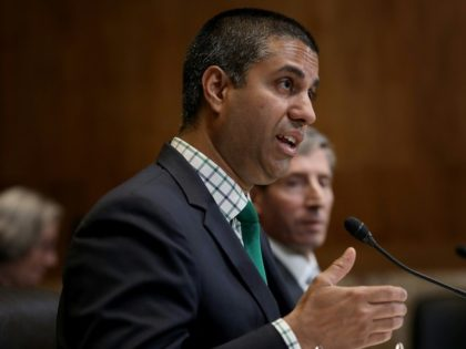 "Ajit Pai, Chairman of the US Federal Communications Commission, has said the ending of ""net neutrality"" will help the US maintain its technological edge over other nations"