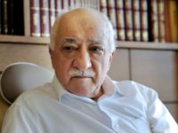 Turkish President Recep Tayyip Erdogan blames Fethullah Gulen (seen) -- a cleric he once regarded as an ally -- for the July 15, 2016 coup plot that saw 250 killed, not including the plotters