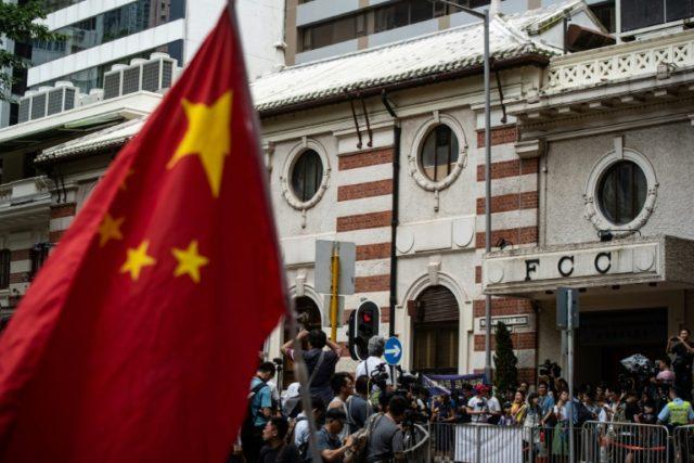 Hong Kong denies FT journalist visa after independence talk