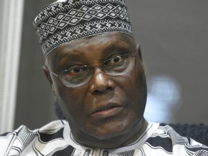 Abubakar, who has already run for the presidency four times, has amassed a huge fortune in the import-export business, as well as oil, agriculture and telecommunications