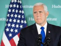Pence: 'We Didn't Really See That Blue Wave in the House'