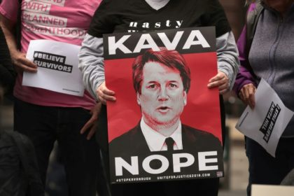 "Allegations of sexual misconduct against Brett Kavanaugh came a year into the ""Me Too"" uprising against harassment and assault"