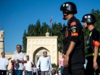 Lawmakers Introduce Bills to Sanction Chinese Officials for Uighur Muslim Internment Camps