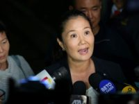 Peruvian opposition leader Keiko Fujimori was arrested on the orders of prosecutors investigating suspect contributions to her election campaign, her lawyer said