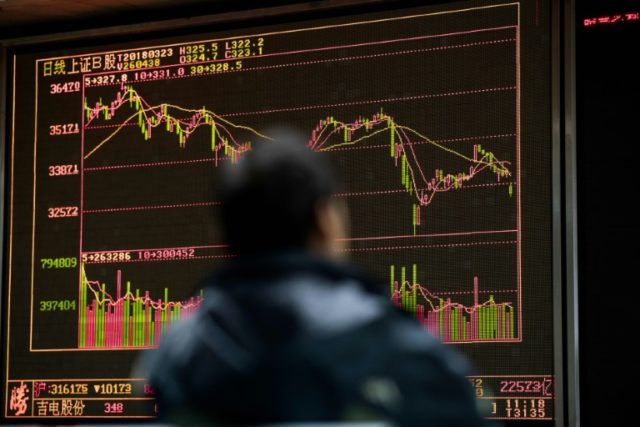 China's Tencent slumps to new low as Hong Kong stocks dive