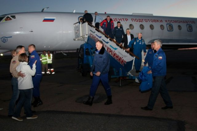 Aborted launch astronauts to go to space next spring: Russia