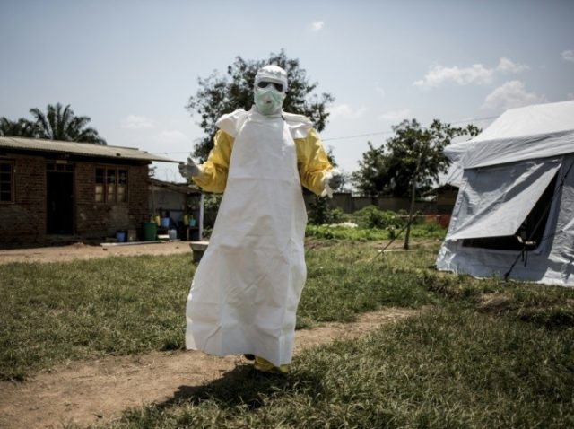 Community fears grow as DR Congo Ebola death toll climbs
