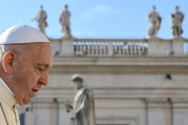Pope Francis: Christians Should Not Fear Looking Like 'Communists'