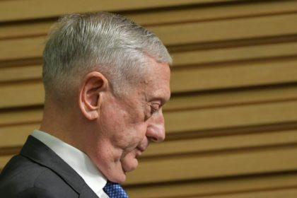 "US Defense Secretary Jim Mattis ""could be"" leaving the cabinet post, US President Donald Trump says"