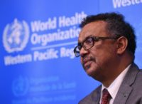"WHO chief Tedros Adhanom Ghebreyesus has convened ""an emergency committee"" on the current outbreak in Democratic Republic of Congo's violence-torn North Kivu region"