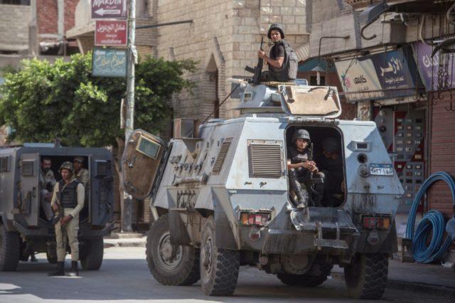 450 jihadists killed in Egypt Sinai offensive: army
