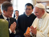 South Korea Claims Pope Francis Wants Invite to North Korea