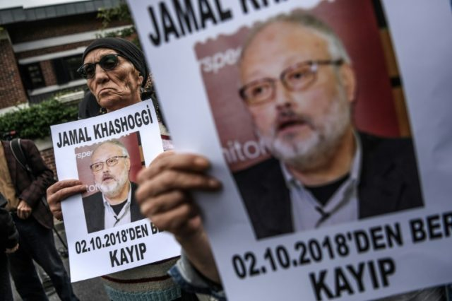 The death of Jamal Khashoggi has sparked outrage and a crisis for Saudi Arabia