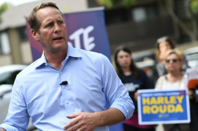 In California, Republican bastions under threat from 'blue wave'