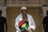 Resurfaced Biafran separatist leader claims he is in Israel