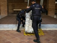 Spain's police seize massive cocaine haul in banana cargo