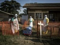 DR Congo Ebola death toll rises to 170