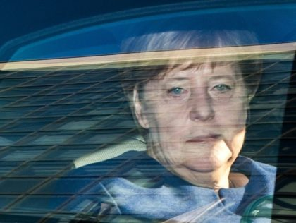 German Chancellor Angela Merkel has been leader of the CDU for 18 years