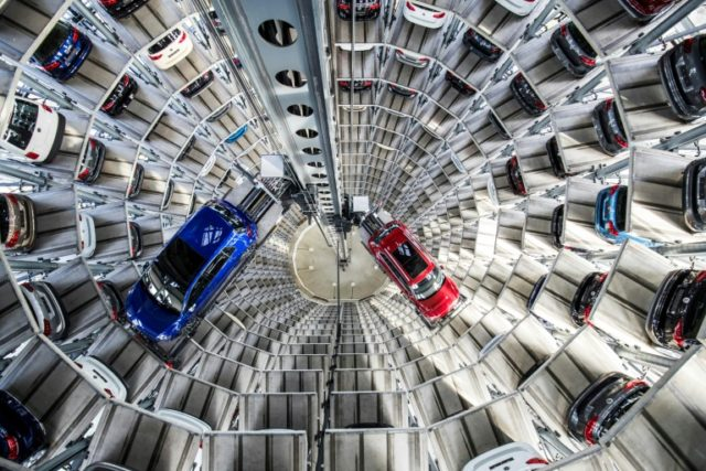 Volkswagen profits soar as diesel scandal costs fade