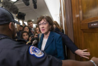 Sen. Collins Flooded with Abusive Tweets Threatening Death, Violence — Twitter Does Nothing