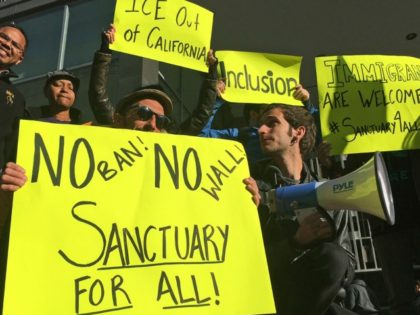 Judge: Trump administration can't tie funding to immigration
