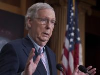 McConnell: Confirmation of Judicial Nominees Will Stop if Democrats Take Senate
