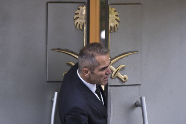 The Latest: Germany urges Saudi to clear up writer's fate