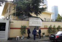 Saudi delegation in Turkey for talks on missing writer