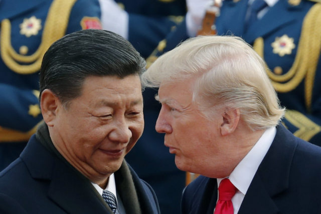 Donald Trump expects 'great deal' with China over trade