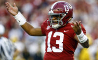 QB Tagovailoa scare a reminder Alabama's Plan B is good, too
