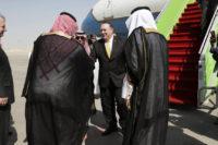 The Latest: Turkish media: Saudi consul leaves country