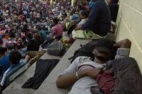 Migrant caravan marches on in Guatemala amid Trump's threats