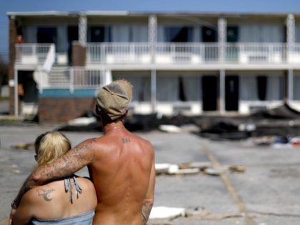 Armed Looters Target Hurricane Michael Victims' Homes