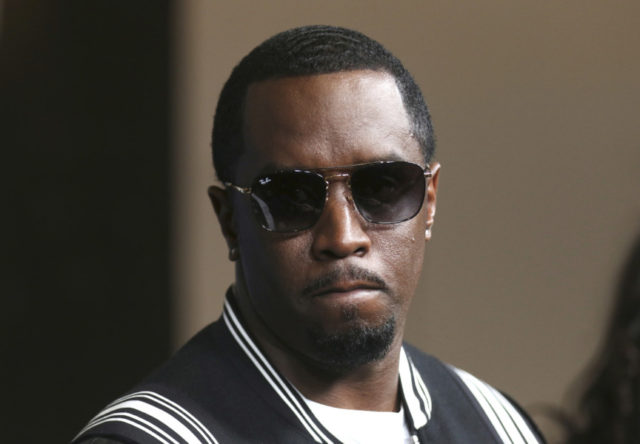 Sean Combs, P.Diddy