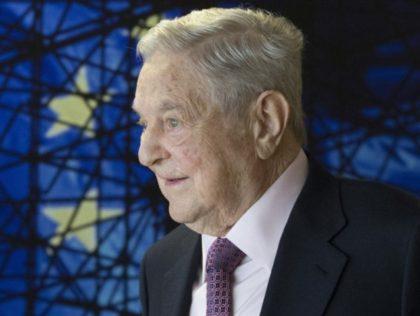 Soros, the far right's boogeyman, is again a target