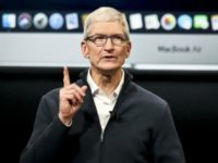 Apple CEO Tim Cook: Global Tax System Needs to Be Overhauled