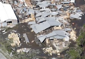 At least 11 dead, 1.5M without power in Michael's aftermath