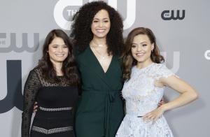 Melonie Diaz happy not to play the 'best friend' in 'Charmed'