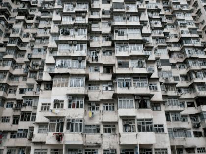 AFP urban flats population residential