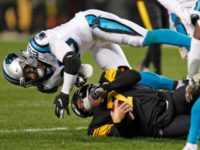 Anthem Protester Eric Reid Fined for Hit to Ben Roethlisberger's Head