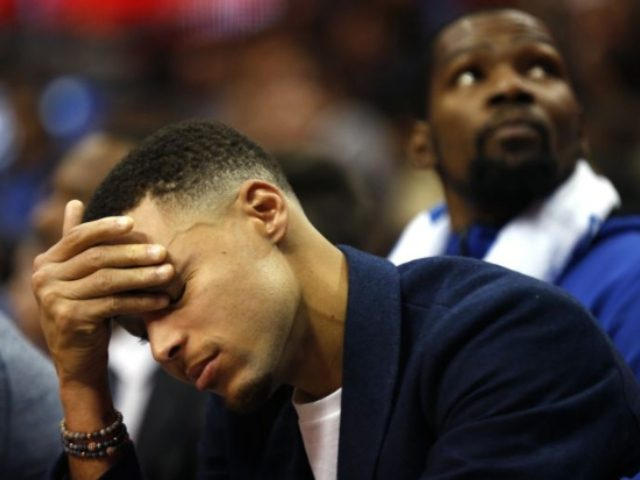 Steph Curry In Black Friday Car Crash, Appears Okay