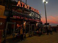 AT&T Park Giants AP