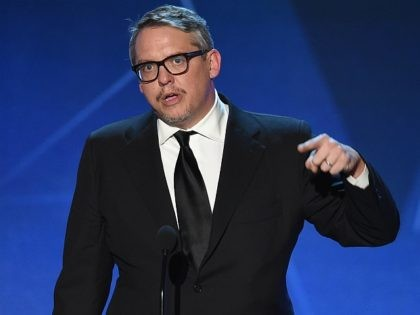 Dick Cheney Movie Director Adam McKay: Trump a 'Frothing Maniac with a Meat Cleaver'
