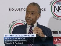 Al Sharpton: The Trump Administration 'Has Declared War' on Minorities