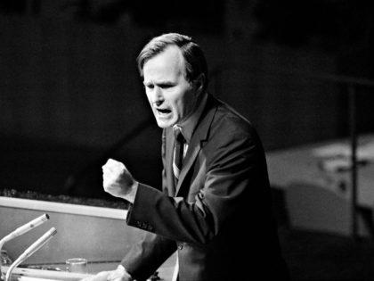 Ambassador George HW Bush