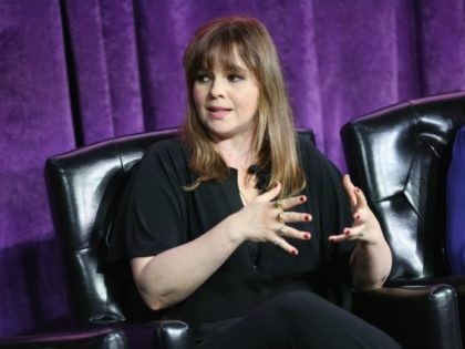 Actress Amber Tamblyn: I Imagined Giving My Baby to Canadians After Trump's Election