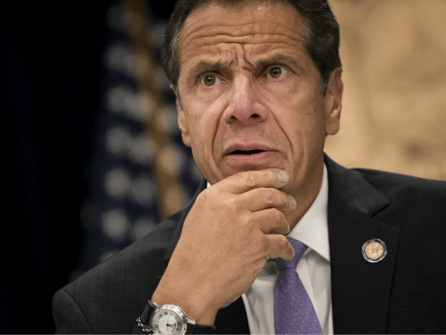 Cuomo: People Should 'Be Alone Physically' to Be 'Thankful for the Seniors'