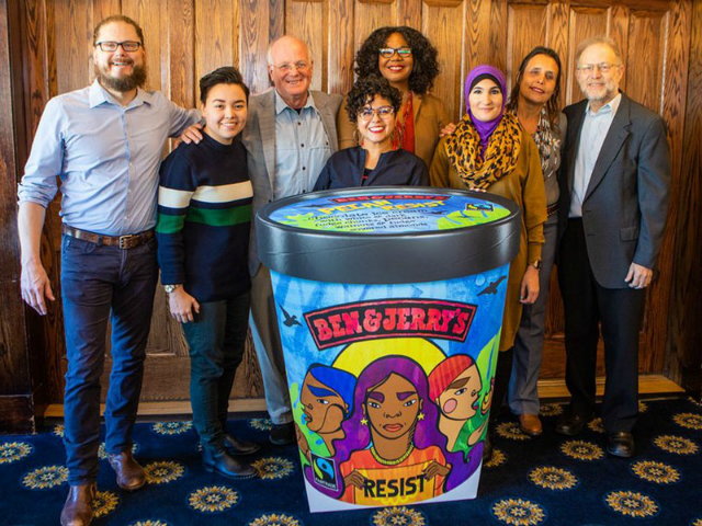 TEL AVIV - Ben & Jerry's controversial decision to release a new anti-Trump flavor in cohorts with, among others, Women's March leader Linda Sarsour, has prompted Ben & Jerry Israel to disavow itself from the ice cream giant.